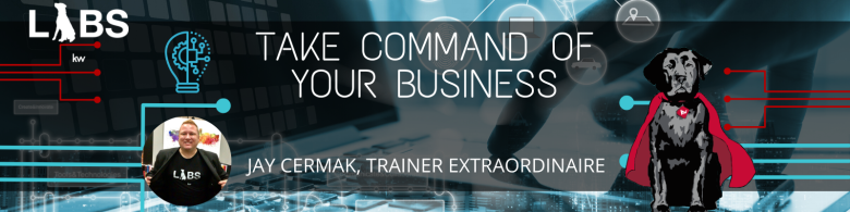 TAKE COMMAND OF YOUR BUSINESS